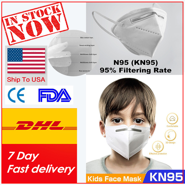n95mask-3m Reusable Respirator Facemask Mascarillas Women Men Fashion face-mask-protective ffp3mask-n95 kn95mask-kids 1