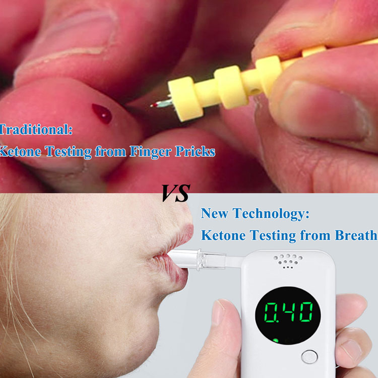High Quality Keto Tester More Accurate Than Testing by Urine Strips