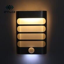 Usb светодиодный сенсорный Ночной светильник двойной индукционный