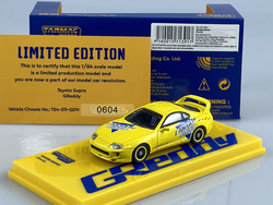 Tarmac Works cars 1:64 TOYOTA Supra  Greddy Collection of alloy car