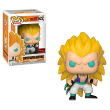 Funko POP Dragon Ball Z Super Saiyan Gotenks 622#  Vinyl Action Figures brinquedos Collection Model Toys