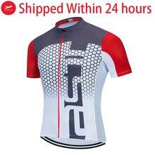Maillot de cyclisme RCC SKY 2020 été vtt vélo vêtements chemise hommes cycle vêtements ropa ciclismo hombre bicicleta sportwear maillot