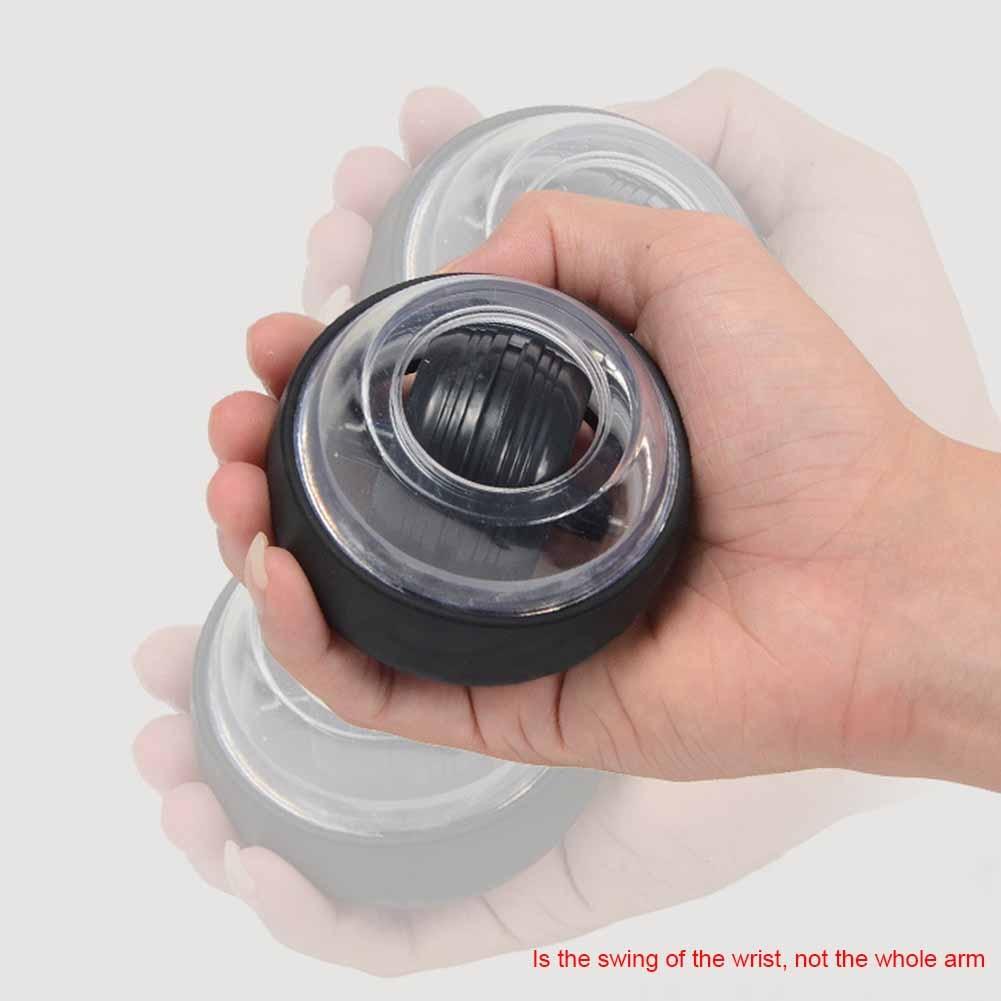 Entrenamiento gimnasio giroscopio máquina Led ejercitador de la muñeca de la energía del hogar equipo de la pelota de fuerza brazo brillante Sofirn SP33 potente linterna LED 26650 Cree XHP50 2500lm linterna táctica 18650 luz de Flash 6 modos con luz indicadora actualización