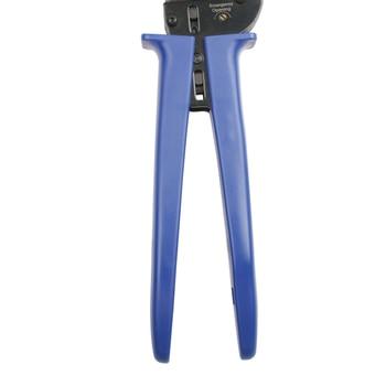 Herramienta de prensado MC4 A-2546B, alicates de prensado, 2 herramientas múltiples, conector fotoroltaico Solar de manos, herramienta de prensado MC4, B-2546 de 2,5-6 mm2 2