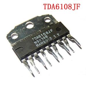 5 шт./лот TDA6108JF TDA6108AJF TDA6108 ZIP9 видеовыход усилитель IC