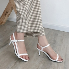 Woman sandalias mujer 2020 pumps Summer simple Dress Weddgin