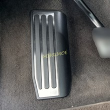 Fußstütze Fuß Rest Toten Pedal Pad Abdeckung Für Land Rover Discovery 5 Range Rover Sport