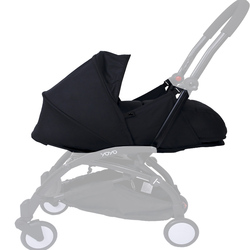 Cochecito de bebé cesta de dormir 0-6M nido de nacimiento para Recién Nacido apto para Yoyo Yoya cochecitos de invierno bolsas de dormir accesorios para carritos