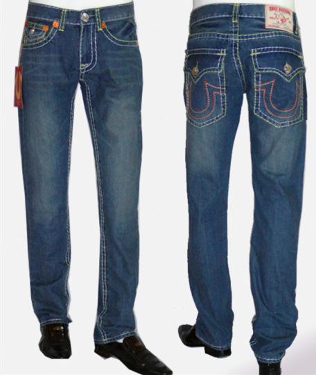 America Tr \ True Religion Jeans Men Fashion Jeans/Tr MEN'S Jeans