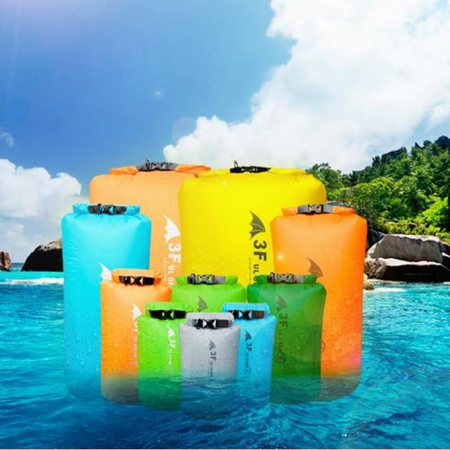3F UL GEAR 15D 30D Ultralight drybag waterproof bag  5