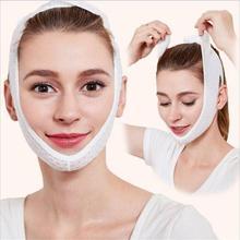 Women Face Lift Slimming Belt V Chin Cheek Up Slim Mask Bandage Lifting Thining Firming Facial Care Tools