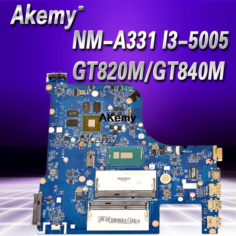 Mainboard For Lenovo G70-70 Z70-70 G70-80 Z70-80 B70-80 Motherboard W// I7-5500U