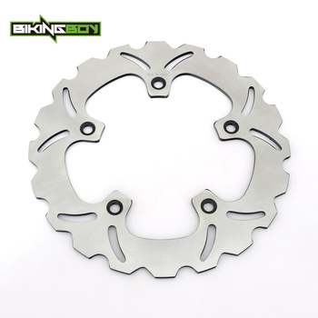 BIKINGBOY Rear Brake Disc Disk Rotor For Yamaha XP 530 T-Max 2012-2015 XP 530 T-Max ABS 2012-2019 XP 530 DX SX ABS 2017-2019