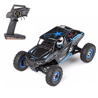 Wltoys 12428 B 1/12 Brushed Electric RC Car 2.4G 4WD High Speed Remote Control Rc Climbing Car Toy With Led Light VS 12428