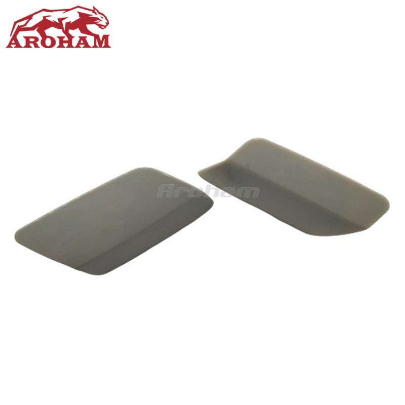 61677253393 61677253394 Car-styling Car Front <font><b>Bumper</b></font> Headlight Washer Jet Nozzle Cover Cap For BMW <font><b>E92</b></font> E93 LCI 10 -13 image