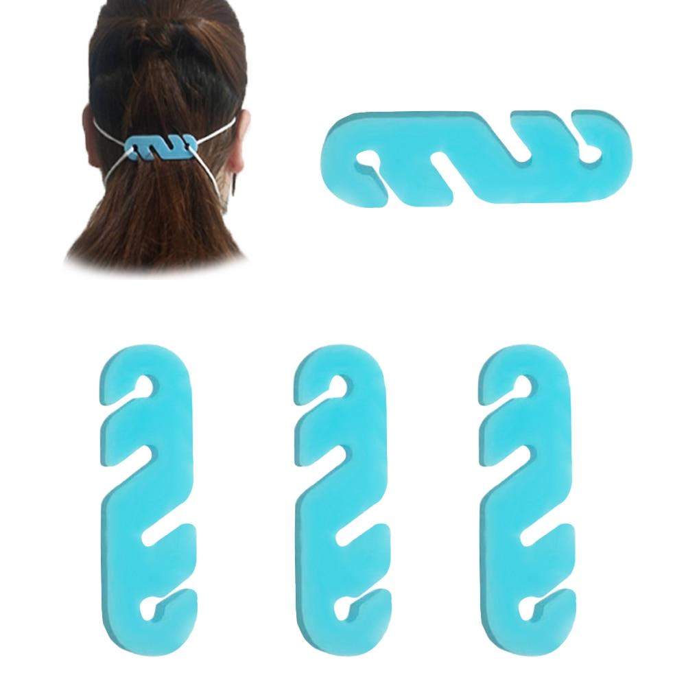 1pcs Adjustable Anti-Slip Mask Ear Grips Extension Hook Face Masks Buckle Mask Adjust Masks Hook Anti-Pain Ear Artifact
