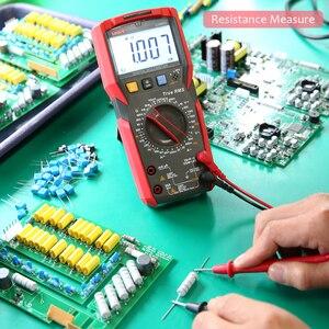 Image 3 - UNI T UT89XD Digital Multimeter Ammeter Voltmeter Capacitance Voltage Current Intellignet Tester LED Display NCV Measurement