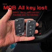 برمجة مفاتيح MQB مفتاح مفقود بدون مفتاح وبدون مفتاح IMMO خدمة حساب البيانات      مبرمج مفاتيح xhorse vvdi2 ضروري