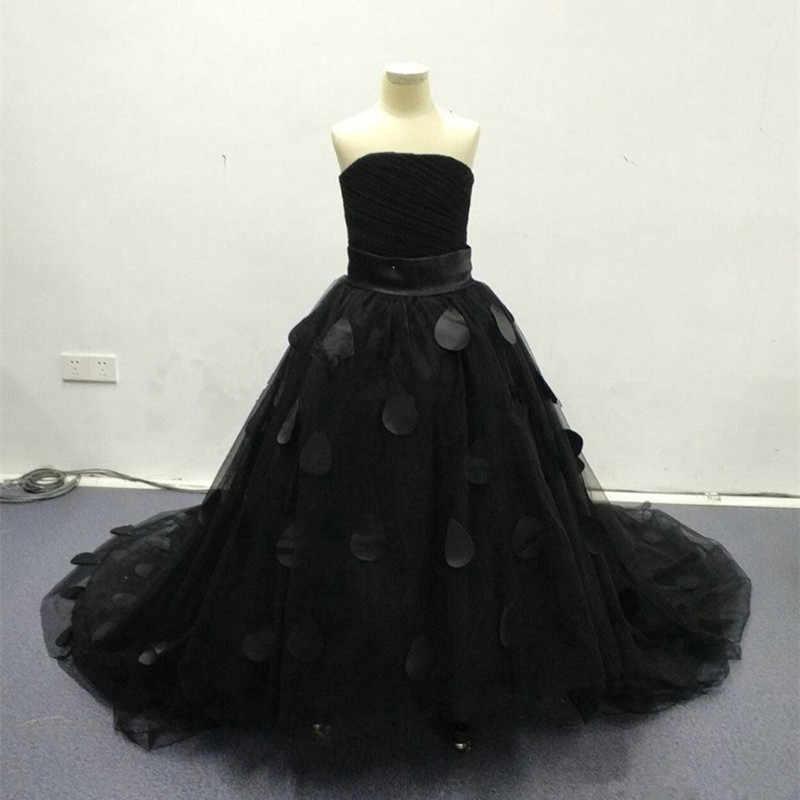 Rosa Kinder Hochzeit Blume Mädchen Kleider 3D Hand Made Blumen Kapelle Zug mit Großen Bogen Prinzessin Mädchen Erste Heilige Kommunion kleid