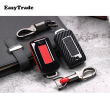 High quality Car Key Protection Cover Case For Mitsubishi Outlander Eclipse Cross Accessories