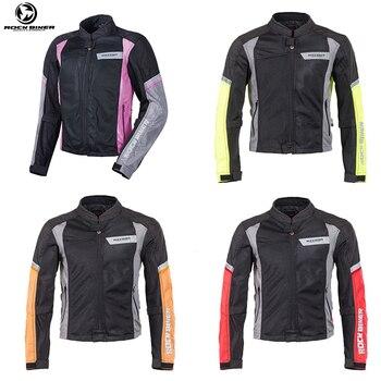 Brand New Motorcycle Jacket Women & Men Pink Chaqueta Windproof Moto Biker Full Body Protective Gear Armor Summer Moto Clothing
