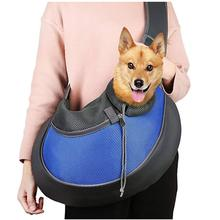 Pet Dog Carrier Bag Breathable Travel Transport Carrying For Kitten Puppy Small Cats Animals Backpack Comfort Shoulder