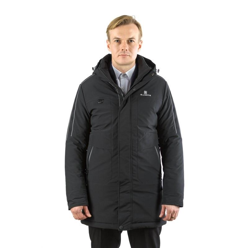 R. LONYR Men's Winter Jacket RR-77776B-1