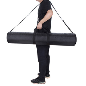 Image 1 - Profesyonel Tripod çantası Monopod kamera çantası omuz taşınabilir Tripod ışık standı paketi Oxford bez çanta fotoğraf saklama çantası