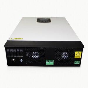 Image 4 - Easun電源ソーラーインバータ24v dcに230Vac 24ボルトmppt 3.2Kw 24 24vハイブリッド80Aバッテリーなしで実行オフグリッドインバータ充電器