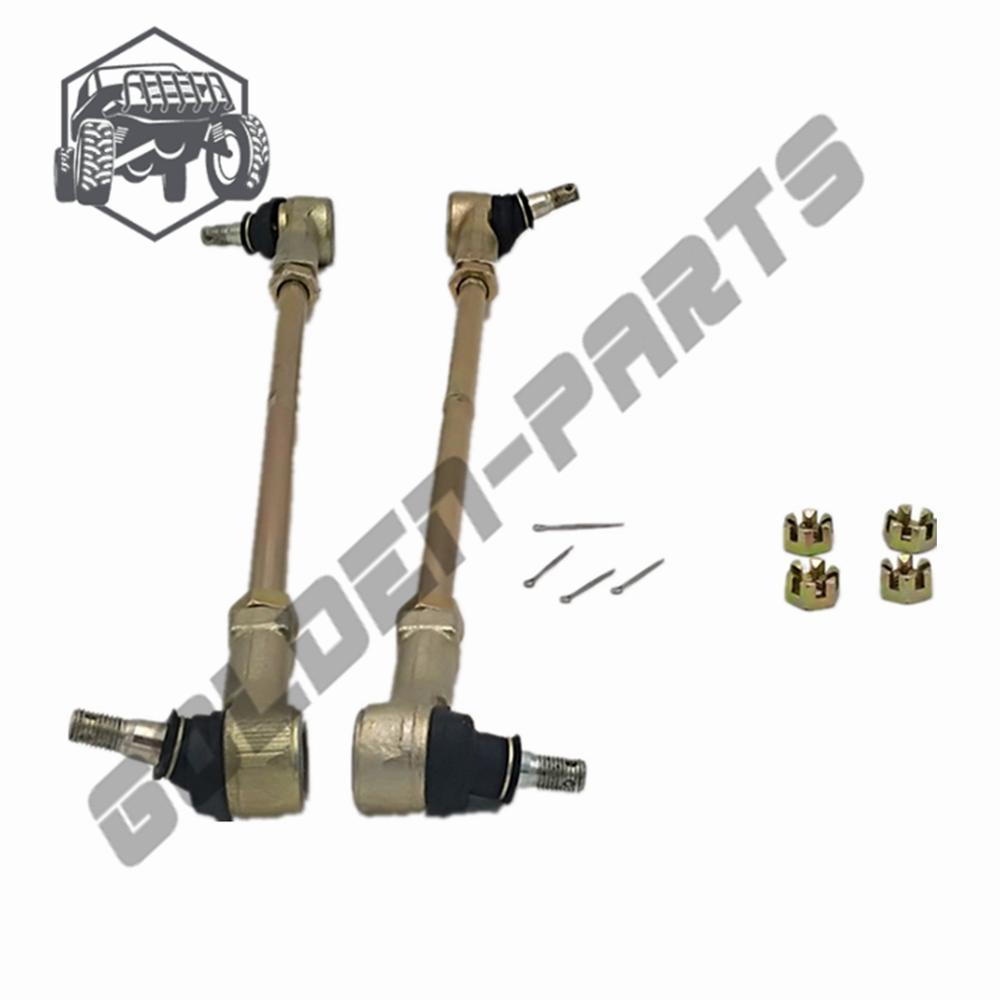 Shift Straight Rod Assy FOR HISUN 500 700 ATV SPARE PART 64110-107000-0000 2PCS 1PAIR