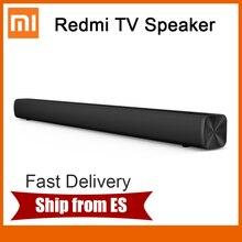 Xiaomi Redmi TV Колонка 30 Вт TV Саундбар проводной и беспроводной Bluetooth 5,0 Домашний стерео для ПК кинотеатр Aux 3,5 мм