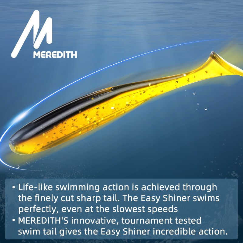 Meredith Easy Shiner Fishing Lures  2