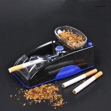 Machine à rouler le tabac électrique et automatique, prise ue, pour Cigarettes, injecteur, bricolage, rouleau de tabac, Gadget pour hommes