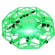 TL123 Flying Helicopter UFO Mini drone Ball RC Drone Aircraft Sensing Mini Induc