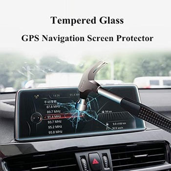 8.8 Inch for BMW X1 F48 X2 F39 2016-2020 Tempered Glass GPS Navigation Screen Protector image