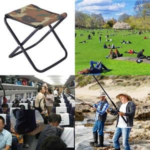 Image 5 - Travel Ultralight Folding Chair Superhard High Load Outdoor Camping Chair Portable Beach Hiking Picnic Seat Fishing Tools Chair
