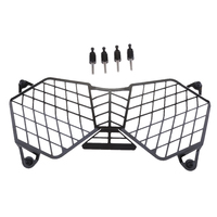 1 Set Motorcycle Headlight Cover Guard Headlight Grille Grill Protector Guard For Triumph Tiger Explorer 1200