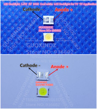 Bóng Đèn Ô Tô OSRAM LED 1.5W 3V 1210 3528 2835 131LM Trắng Mát Màn Hình LCD Có Đèn Nền Cho Tivi Ứng Dụng Truyền Hình CUW JHSP