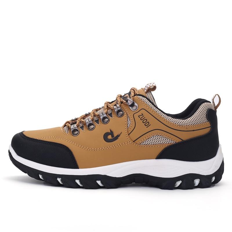 Men Fashion Walking Shoes - Sport Hiking Shoes    1