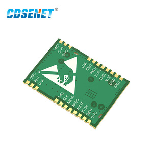 Image 4 - SX1262 لورا اللاسلكية RF وحدة 22dBm 915MHz مصلحة الارصاد الجوية TCXO جهاز ريسيفر استقبال وإرسال ل IoT مراقبة الكهرباء الأمن إنذار E22 900M22S