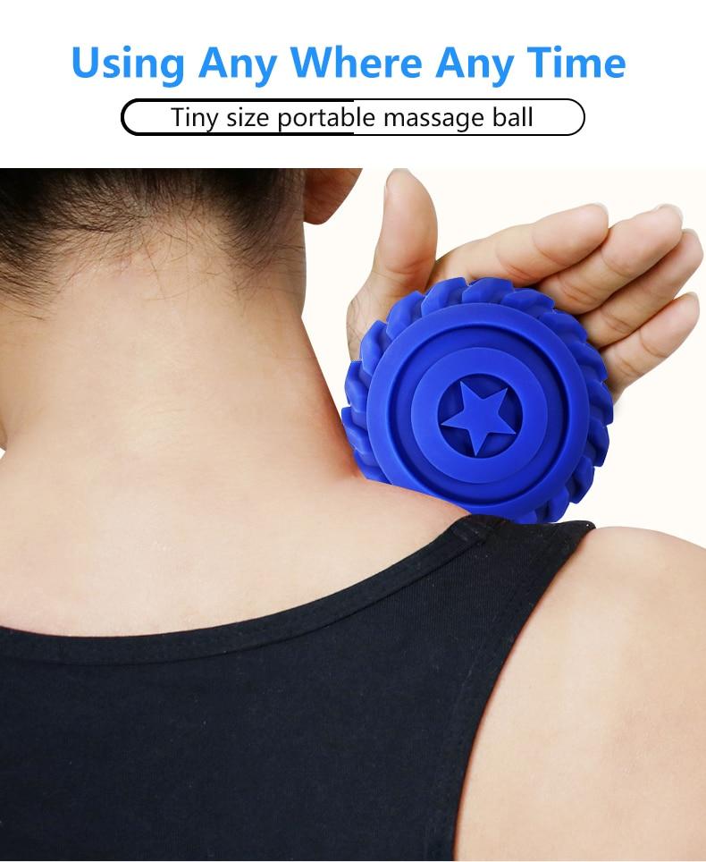 Esfera da massagem