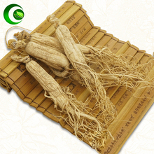 Natural Wild Dried White Ginseng Root Changbai Mountain Ginseng Root 8 Years China Herbal