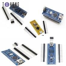 Nano V3.0 ATmega168 / 328P  / FT232 3.3 / 5V 16M Microcontroller for Arduino ATF with Bootloader compatible electronics