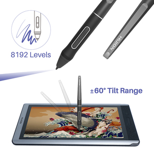 Image 3 - HUION KAMVAS GT 156HD V3 (Kamvas 16) עט תצוגת צג 15.6 אינץ דיגיטלי גרפיקה ציור Tablet צג עם 8192 רמות