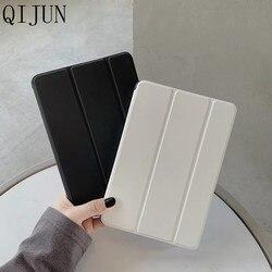 Etui na Tablet dla Huawei MediaPad T5 10.1 PU skórzany stojak Folio pokrywa dla Huawei T5 10 AGS2-W09/L09 10.1''