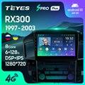 TEYES SPRO Plus Штатная магнитола For Лексус RX 300 For Lexus RX300 XU10 1997 - 2003 Android 10, до 8-ЯДЕР, до 4 + 64ГБ 32EQ + DSP 2DIN автомагнитола 2 DIN DVD GPS мультимедиа автомобиля го...