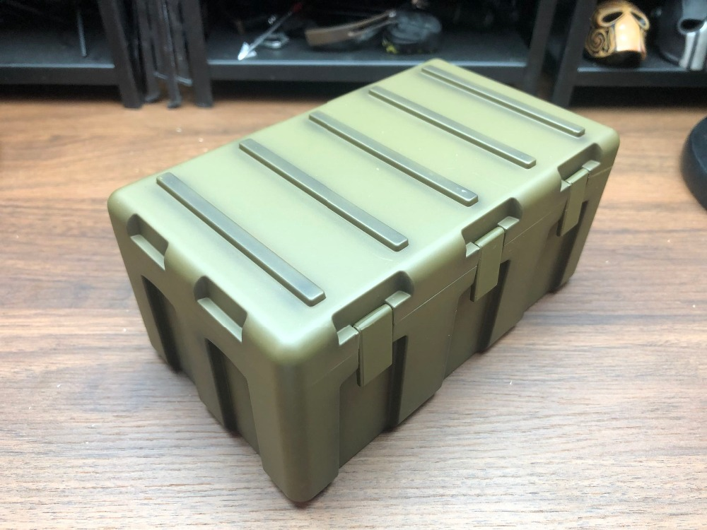 1 6 Scale Tool Box Accessory PG 13 2 colors 1 6 Model weapon box Equipment Storage Box for 12 inches Action Figures in Action Toy Figures from Toys Hobbies