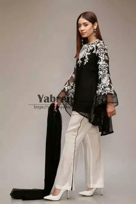 Mother Of The Bride Pant Suits Black And White
