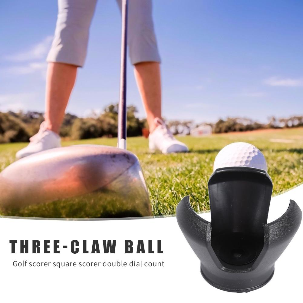 Golf Ball Pick-up Retriever Grabber Solid And Compressive Resistance Practical Claw Sucker Putter Grip Tool Golf Accessory