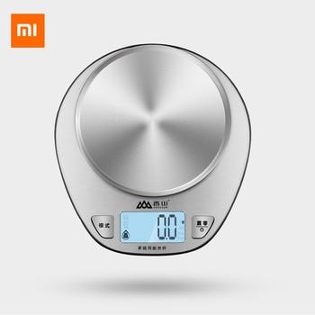 Электронные кухонные весы из нержавеющей стали Xiaomi Mijia